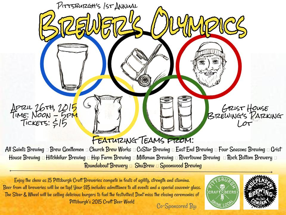 Brewer's Olympics Flyer